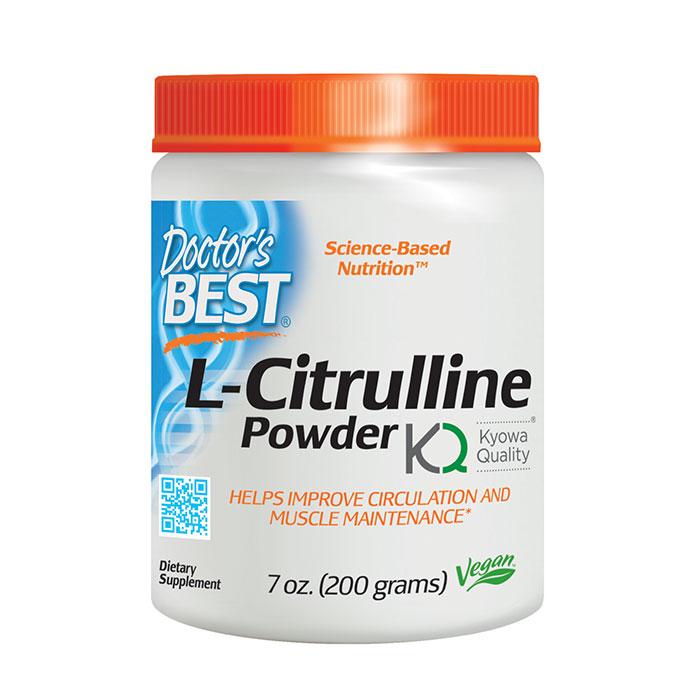 L-Citrulline Powder, 7 oz (200 g), Doctors Best