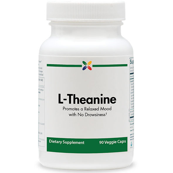 L-Theanine, 90 Veggie Caps, Stop Aging Now