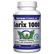 Larix 1000 ( Larch Larix occidentalis ) 60 tabs, Jarrow Formulas