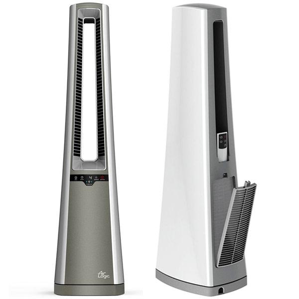 Image of Lasko Air Logic Bladeless Tower Fan
