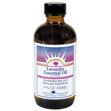 Lavender Essential Oil, 4 oz, Heritage Products