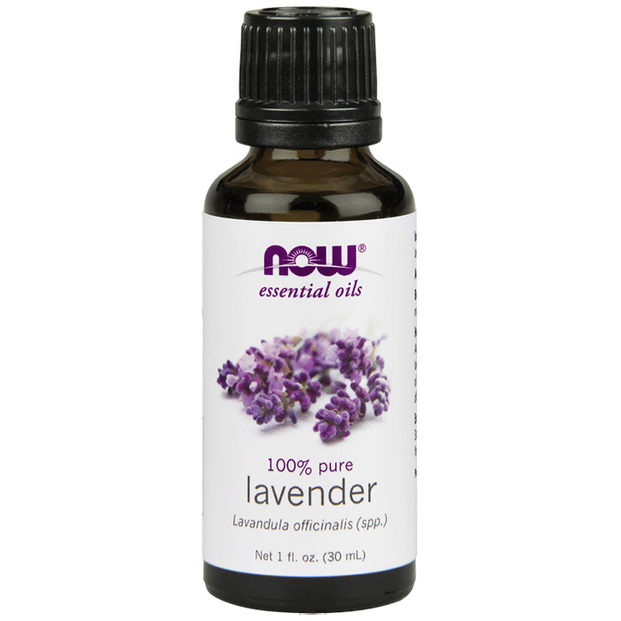 Lavender Oil, 1 oz, NOW Foods
