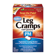 Image of Leg Cramps PM with Quinine, 50 Tablets, Hylands (Hyland's)