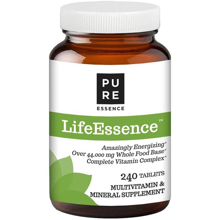 LifeEssence, The Master Multiple (Life Essence), 240 Tablets, Pure Essence Labs