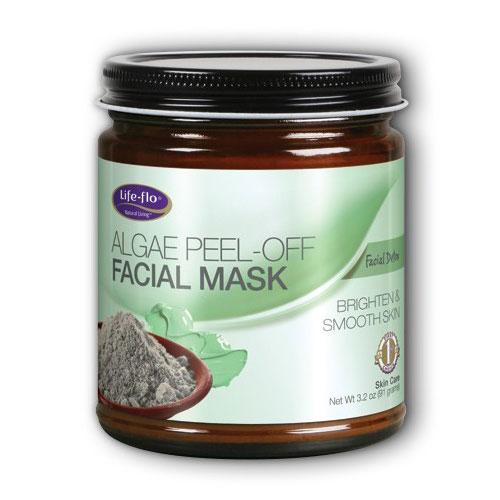 Life-Flo Algae Peel-Off Facial Mask, 3.2 oz, LifeFlo