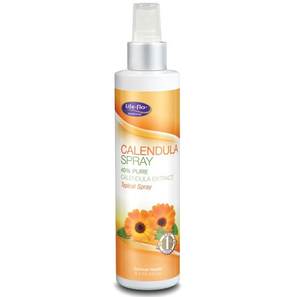 Life-Flo Calendula Spray, 8 oz, LifeFlo