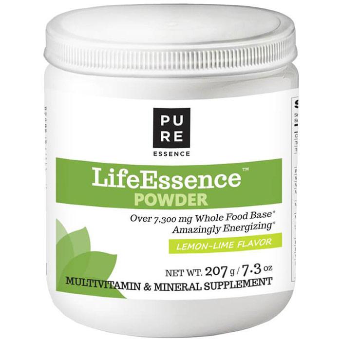 LifeEssence Powder, Multivitamin & Mineral Supplement, 7.3 oz (207 g), Pure Essence Labs