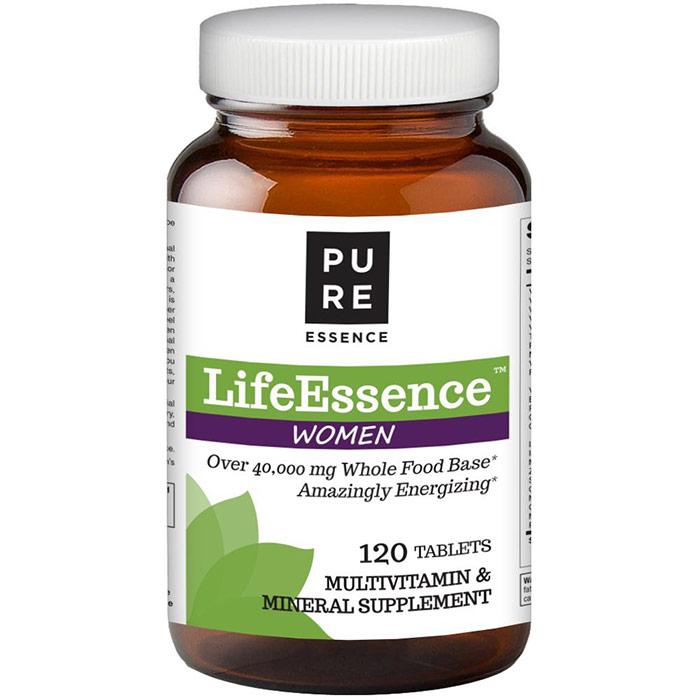 LifeEssence Womens Formula (Life Essence), 120 Tablets, Pure Essence Labs