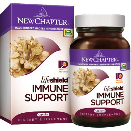 Lifeshield Immunity, Immune System Defense, 120 Vcaps, New Chapter
