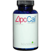 Maximize Lipo-Cal, Weight Loss Formula, 90 Capsules, Maximum International
