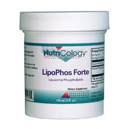 LipoPhos Forte Liquid 4 oz from NutriCology