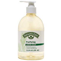 Liquid Soap Antiseptic 12.5 fl oz from Natures Gate