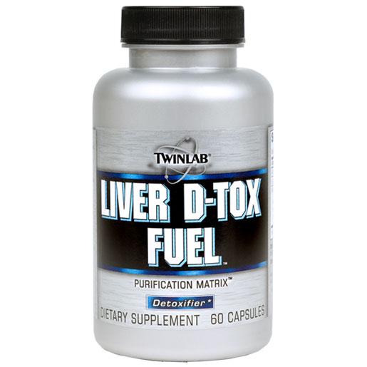 Liver D-Tox Fuel (Detox Fuel), 60 Capsuless, TwinLab