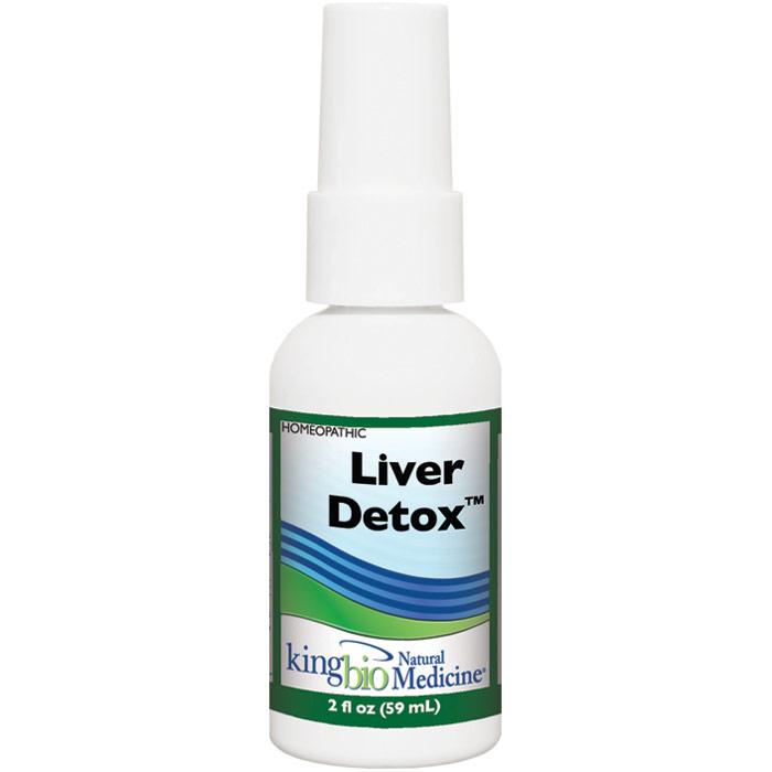 Liver Detox, 2 oz, Dr. Kings by King Bio