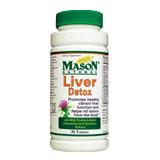 Liver Detox, 30 Tablets, Mason Natural
