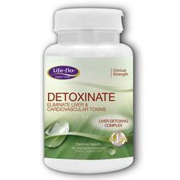 Liver Detoxinate 90 caps from Life-Flo