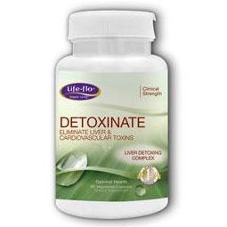 Liver Detoxinate 90 caps from Life-Flo