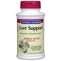 Liver Support 90 vegicaps from Nature's Answer