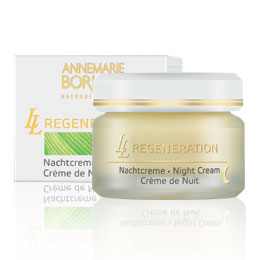 LL Regeneration Night Cream, 1.7 oz, AnneMarie Borlind