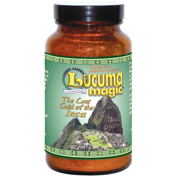 Lucuma Magic Smoothie Mix Powder, 6.8 oz, Maca Magic