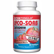 Lyco-Sorb, Lycopene 10 mg 60 softgels, Jarrow Formulas