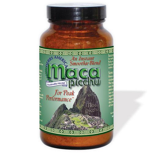 Maca Picchu Smoothie Blend Powder, 5.1 oz, Maca Magic