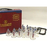 Magnatic Cupping Set (15 per set)