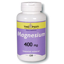 Magnesium Malate 120 tabs, Thompson Nutritional Products