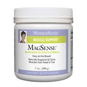 MagSense Powder, Magnesium Glycinate Drink Mix, 7 oz, Natural Factors