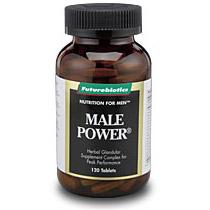 Male Power, Energy & Endurance, 120 tabs, Futurebiotics