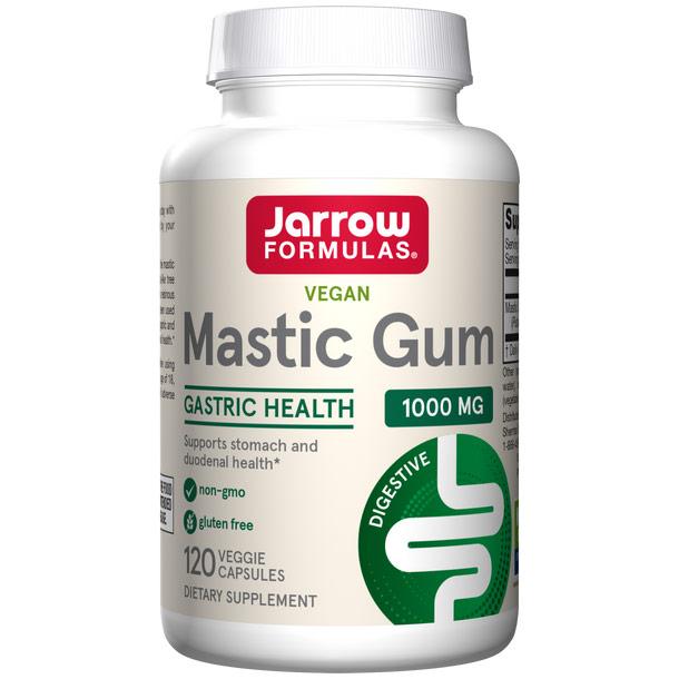 Mastic Gum, Natural Mediterranean Tree Resin, 120 Vegetarian Capsules, Jarrow Formulas (Out of Stock)