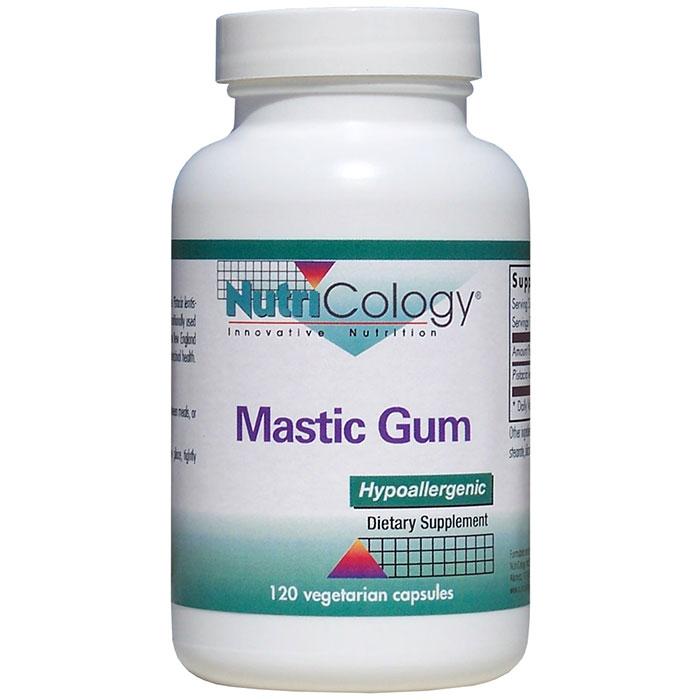 Mastica ( Mastic Gum ) 120 caps from NutriCology