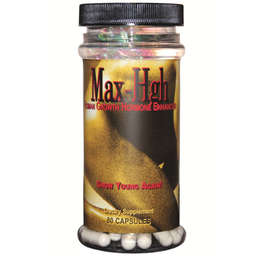 Max-HGH, Growth Hormone Precursor 80 Caps from Maximum International - CLICK HERE TO LEARN MORE