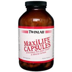 Maxilife Multi Vitamins & Minerals 200 caps from Twinlab