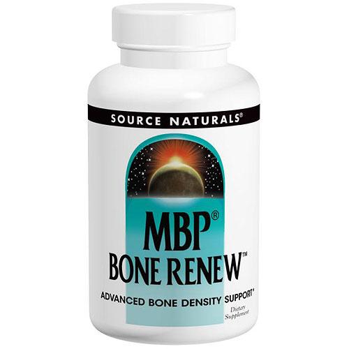 MBP Bone Renew, 30 Capsules, Source Naturals