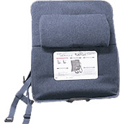 McCartys Sacro-Ease Mini-Rest Back Support Seat Cushion