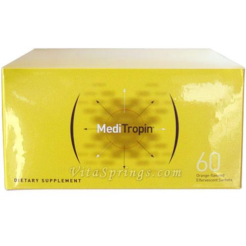 MediTropin 60 Effervescent Sachets from Nutraceutics (Endocrine & Metabolic Support)