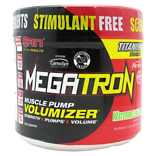 Megatron, Muscle Pump Volumizer, 30 Servings, SAN Nutrition