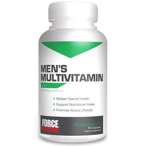 Mens Multivitamin, 60 Tablets, Force Factor