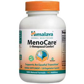 MenoCare, For Menopausal Comfort, 120 Vegetarian Capsules, Himalaya Herbal Healthcare
