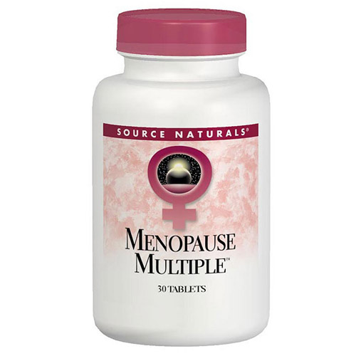 Menopause Multiple Eternal Woman 120 tabs from Source Naturals