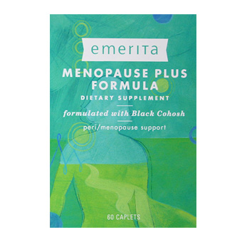 Menopause Plus Formula 60 tabs from Emerita