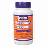 Menopause Support, 90 Vegetarian Capsules, NOW Foods