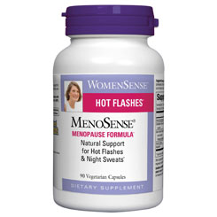 MenoSense Menopause Formula, 180 Veggie Caps, Natural Factors