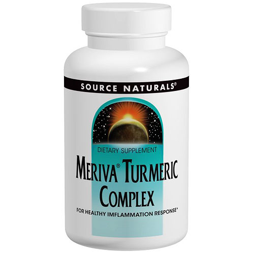 Meriva Turmeric Complex Tab, 60 Tablets, Source Naturals