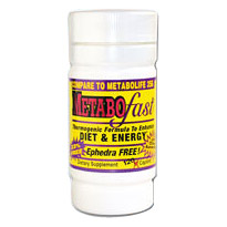 METABOfast Weight Loss 120 Tablets, 21st Century-Fat Burners: METABOfast Weight Loss 120 Tablets, 21st Century, Diet Product, Weight Loss Product