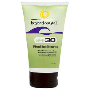 Mineral Based Sunscreen SPF30, 2.5 oz, Beyond Coastal - CLICK HERE TO LEARN MORE