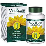ModuCare, Daily Immune Support, 180 vegicaps, Wakunaga ModuCare
