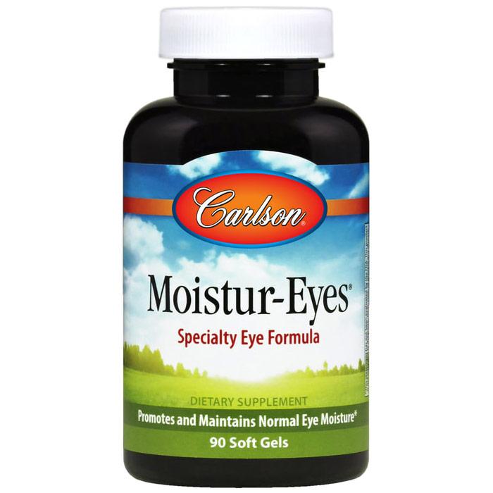 Moistur-Eyes, Promote Eye Moisture, 180 softgels, Carlson Labs
