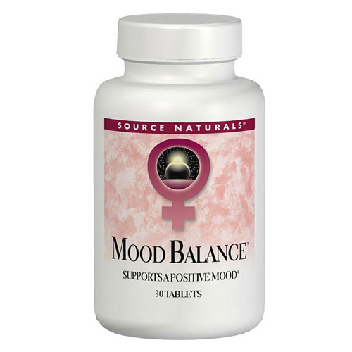 Mood Balance Eternal Woman 45 tabs from Source Naturals